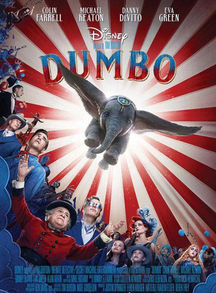 Cinéma en plein air Dumbo