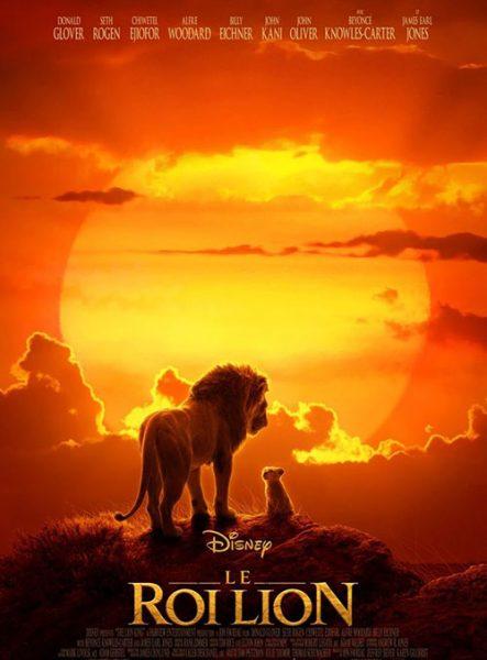 Cinéma en plein air Le Roi Lion