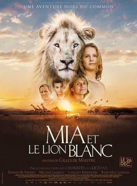 Cinéma en plein air Mia et le Lion Blanc