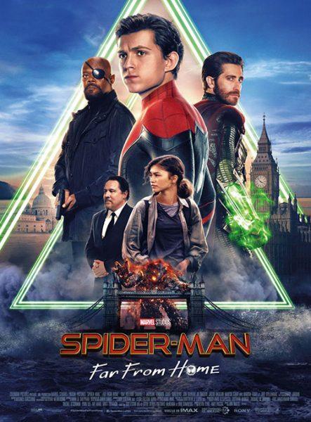 Cinéma en plein air Spider Man