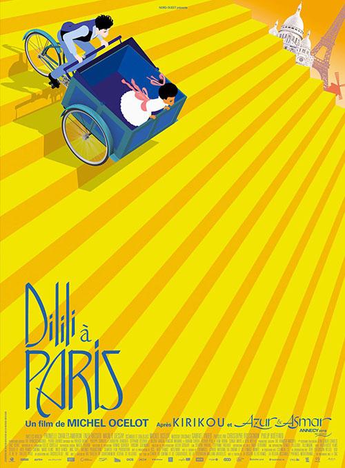Dili à Paris